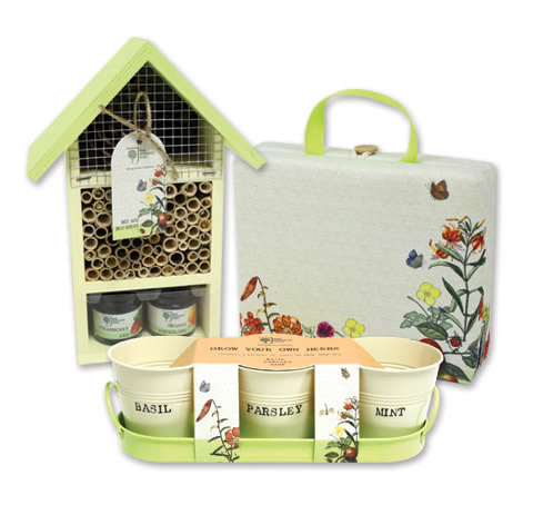 RHS gift range packaging
